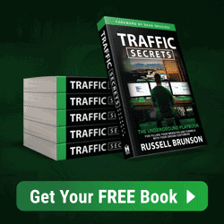 Traffic Secrets Book Banner