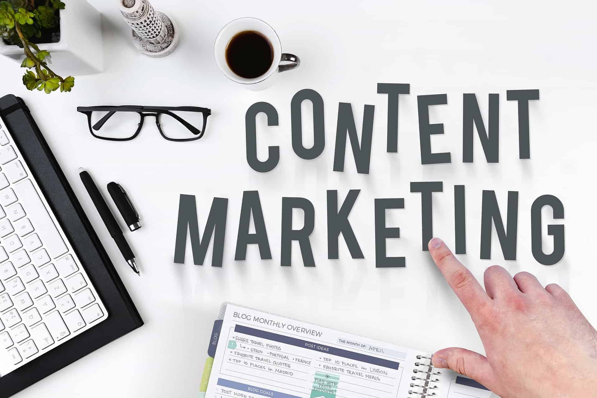 What Is Content Marketing (About)?